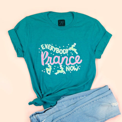 Everybody Prance Now Adult Unisex Tee