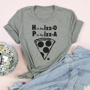 P to the Izza Adult Unisex Tee