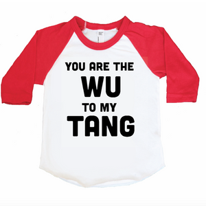 Wu Tang Kids Raglan Limited Edition
