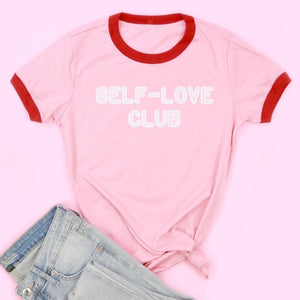 Self-Love Club Women's Tee
