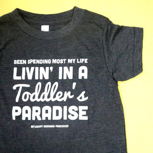 Toddlers Paradise Kids Tee