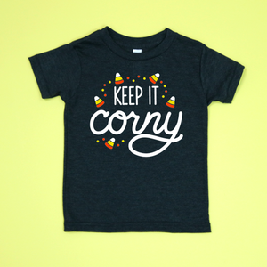 Keep It Corny Kids Unisex Tee