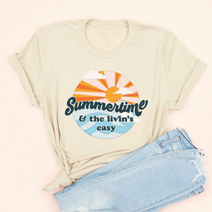 Summertime Adult Unisex Tee