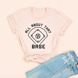 All About That Base Adult Unisex Tee
