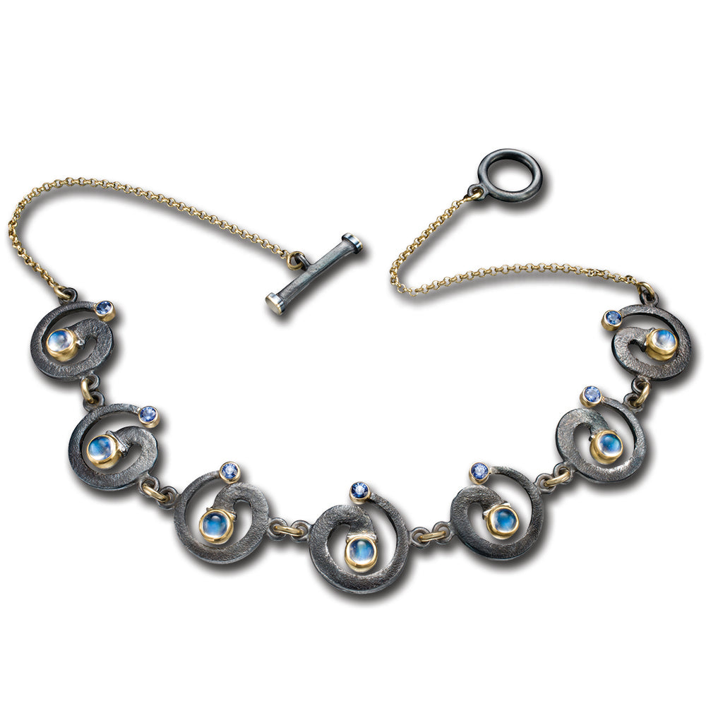 REALSTEEL — Spiral Necklace