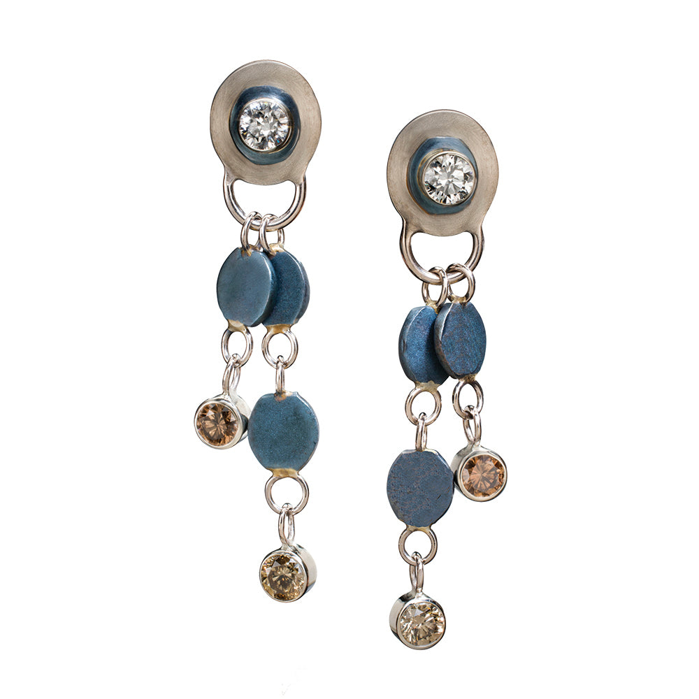 REALSTEEL — Triple Drop Earrings