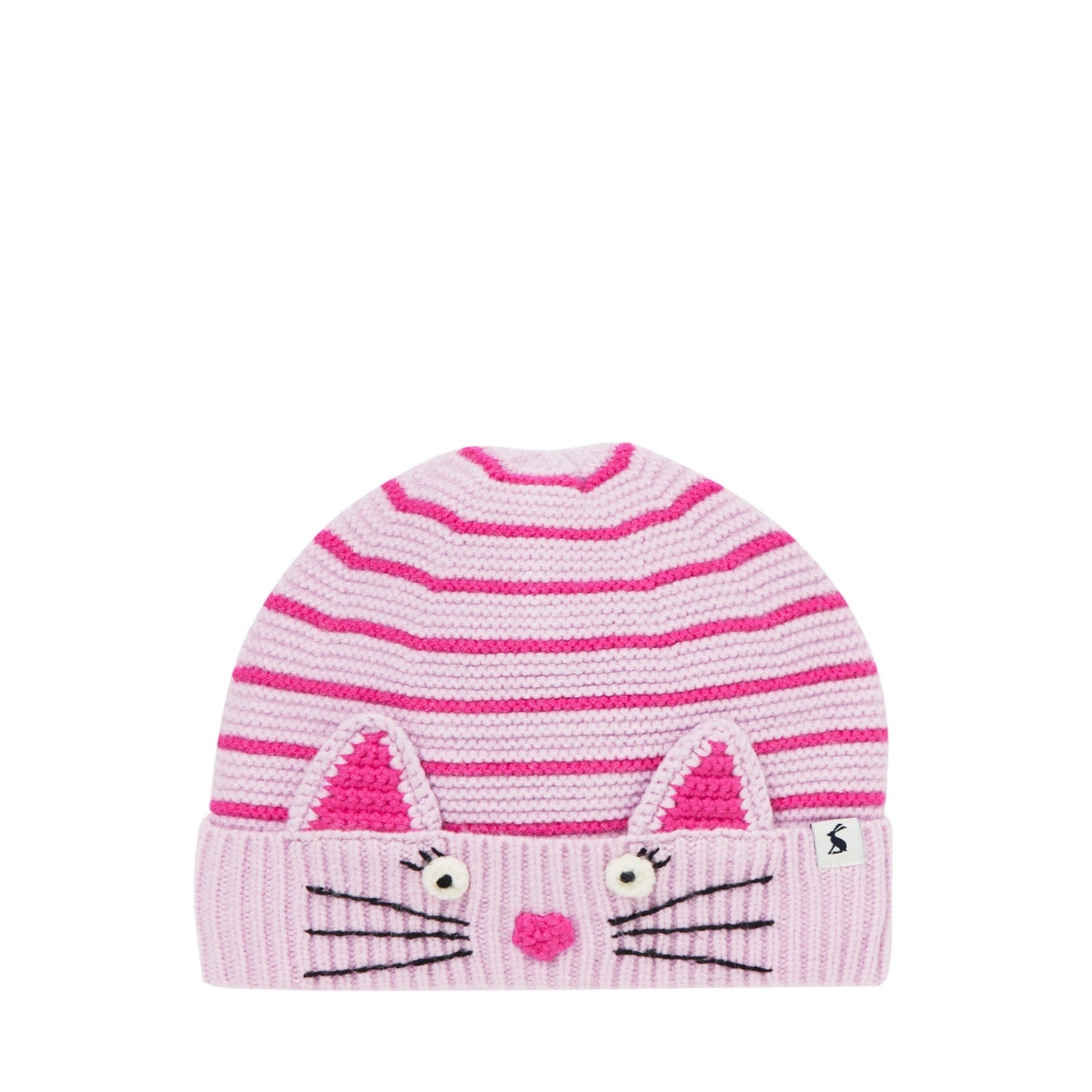 Joules Chummy Hat Lilac Cat 209516