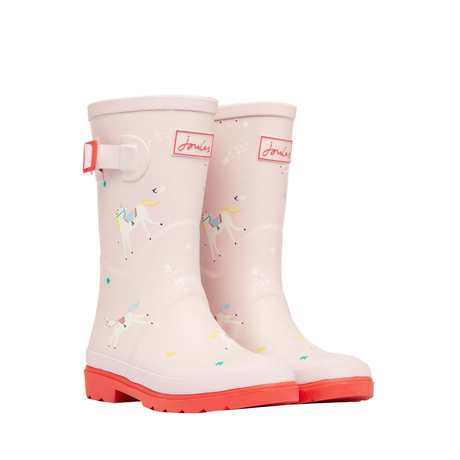 Joules Girls Unicorn Wellingtons 210895