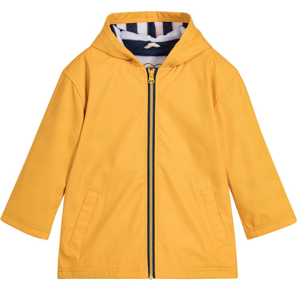 Hatley Yellow Raincoat Rc8cbyl473