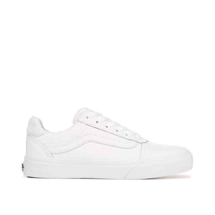 Vans Ward Delux Tumble White