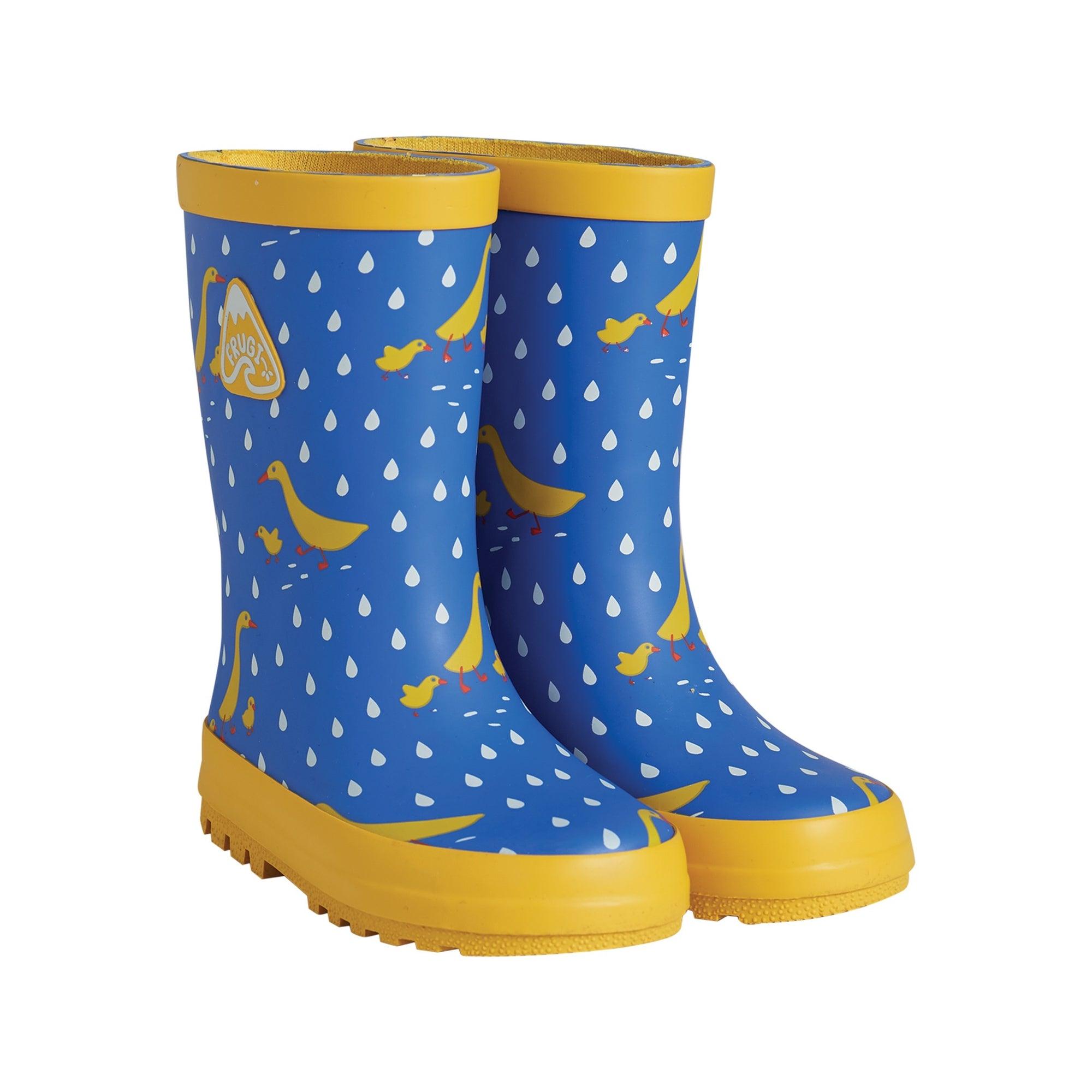 Frugi Runner Ducks Wellingtons