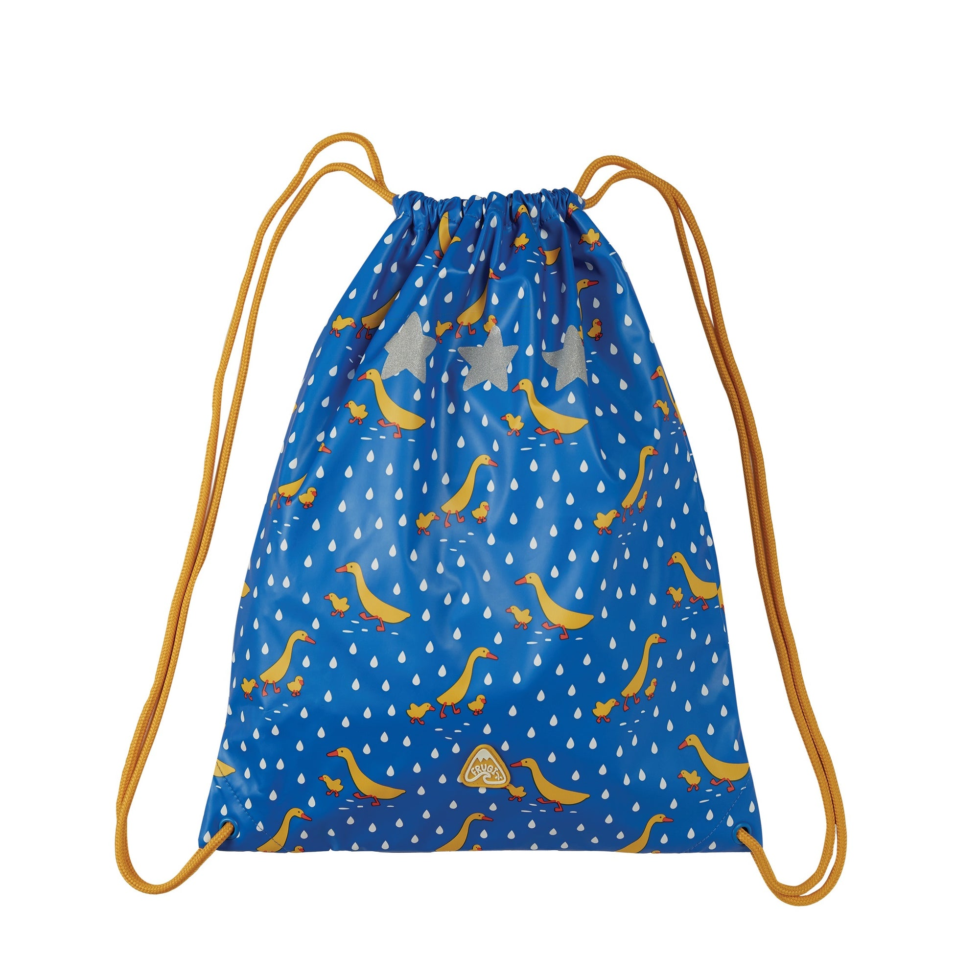 Frugi Good To Go Bag Runner Ducks