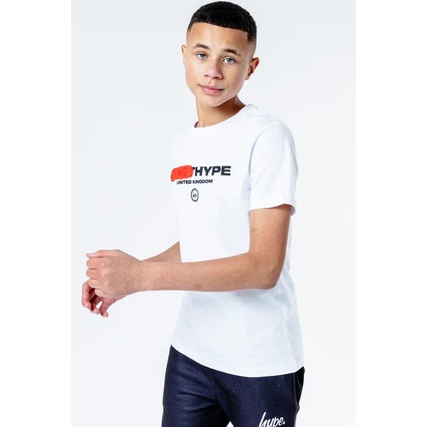Hype Boys Jh Spray T-Shirt
