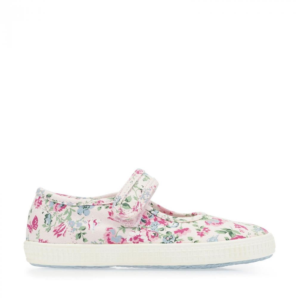 Startrite Posy Pink Floral 6881