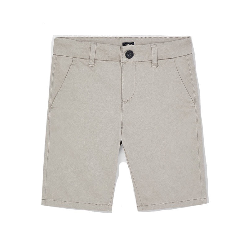 Mayoral Older Boys Chino Shorts 242 Sand