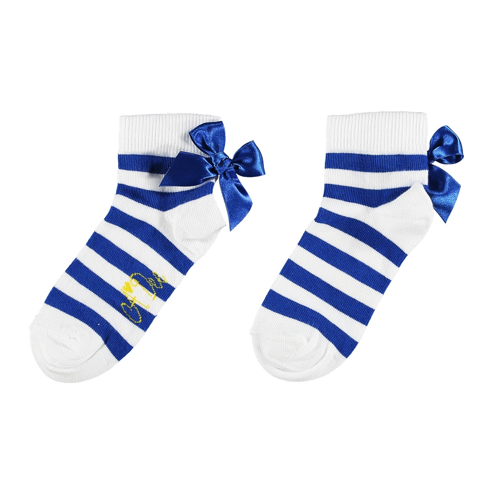 Adee Libby Stripe Ankle Socks S211903