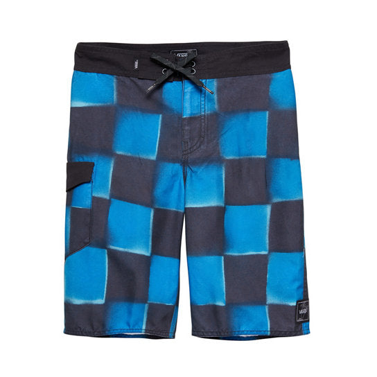 Vans Boys Check Yourself Boardshorts Vn0a3ha8jbs