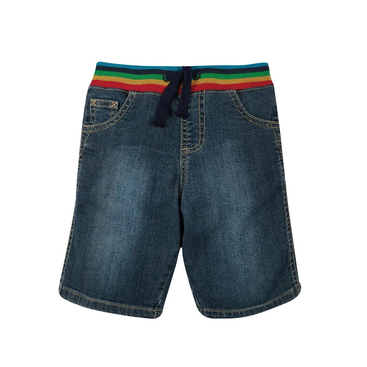 Frugi Dorian Denim Shorts Shs102mwd