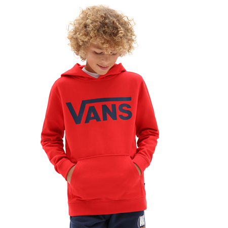 Vans Classic Hoodie Vn0a45cnz5f1 Red