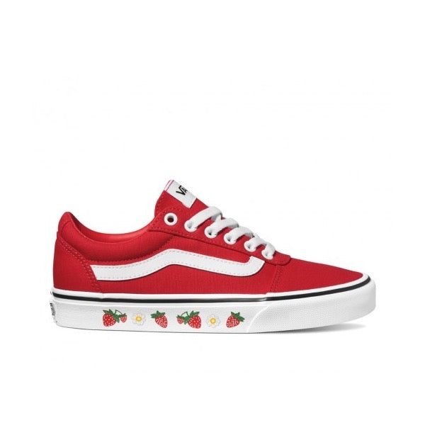 Vans Womens Strawberry Ward Vn0a3iun57q1