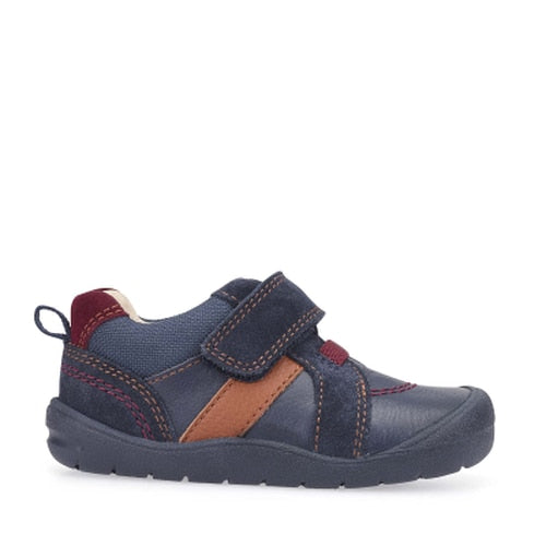 Startrite Twist Boys Shoe 1480 Navy