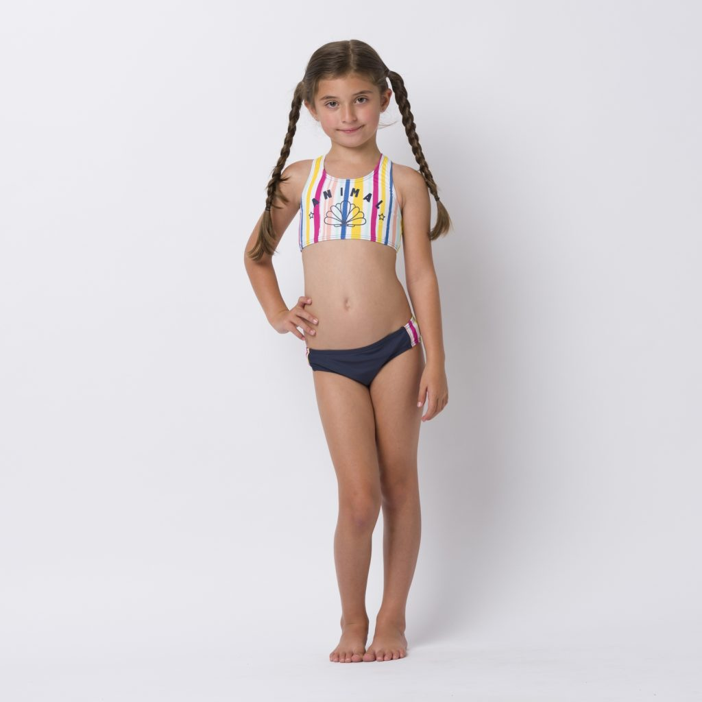 Animal Girls Spectrum Bikini Cl0ss665