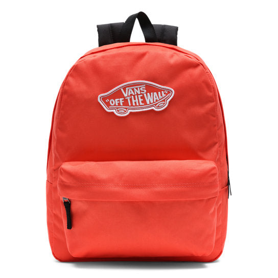Vans Realm Backpack Hot Coral Vn0a3ui6lm31
