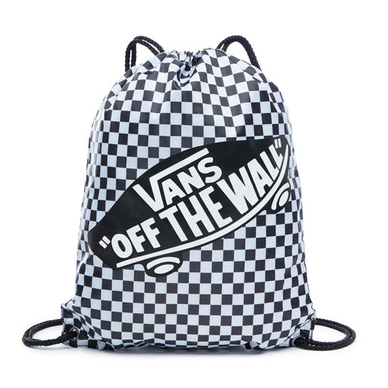 Vans Benched Pe/Swim Bag Black Check Vn000suf56m