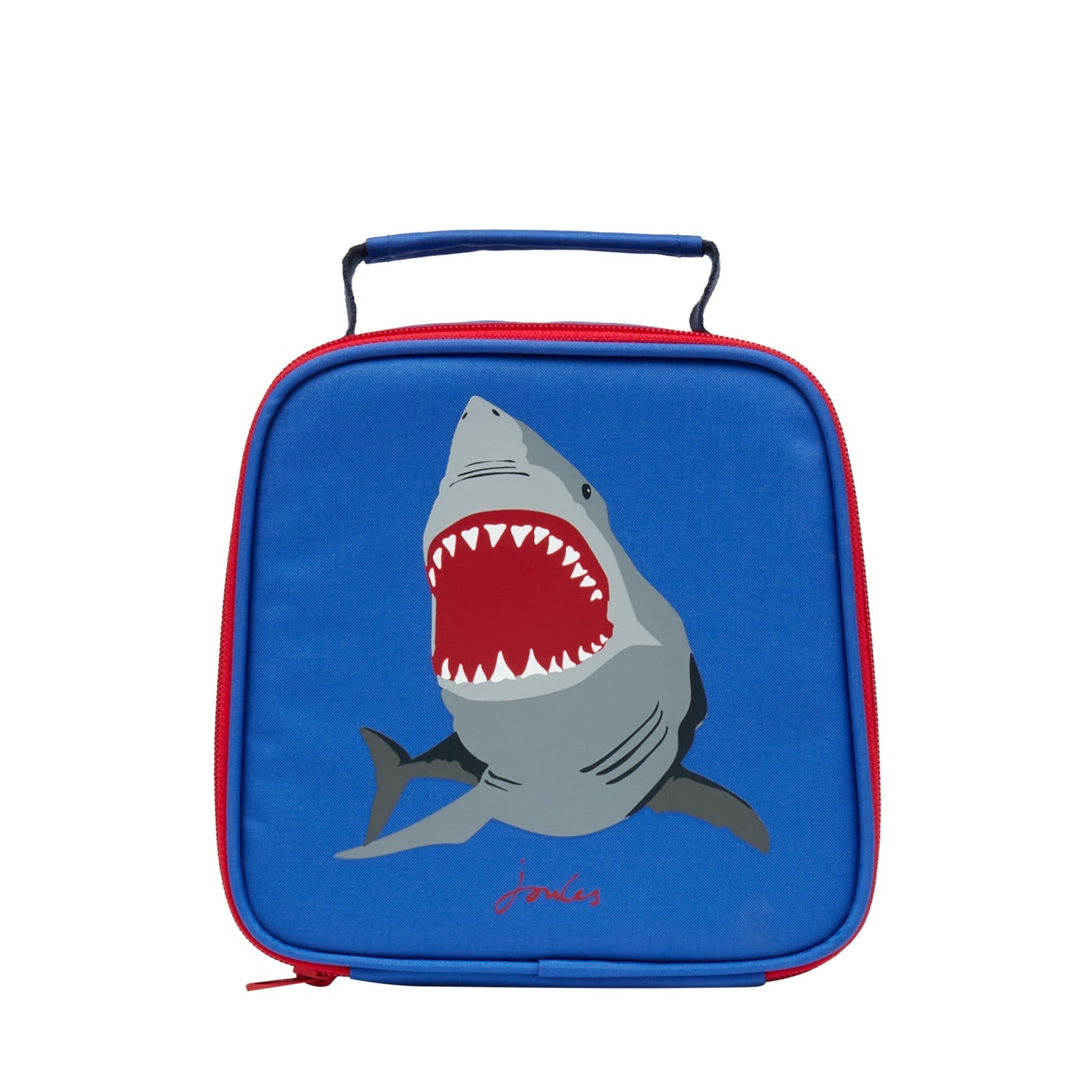 Joules Boys Shark Lunch Bag 212074