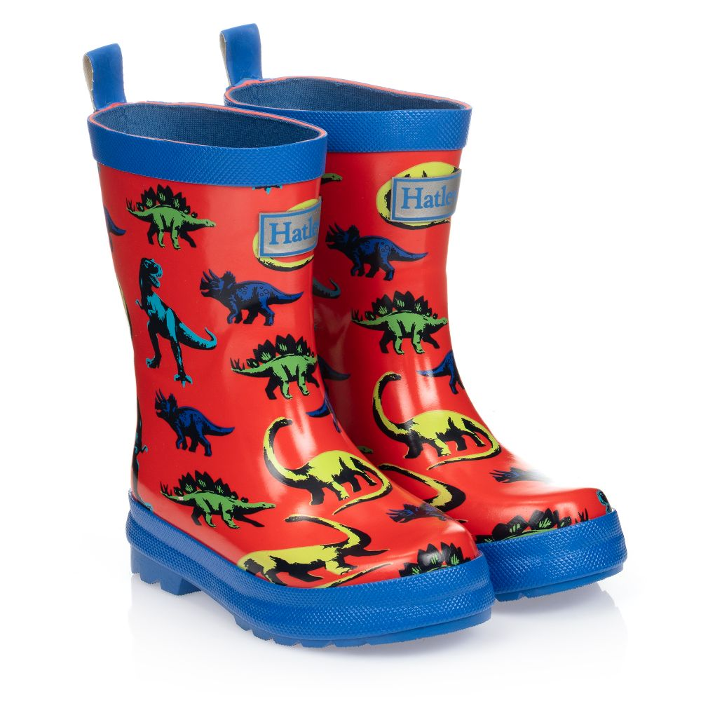 Hatley Boys Dinos Wellingtons Pdk1366