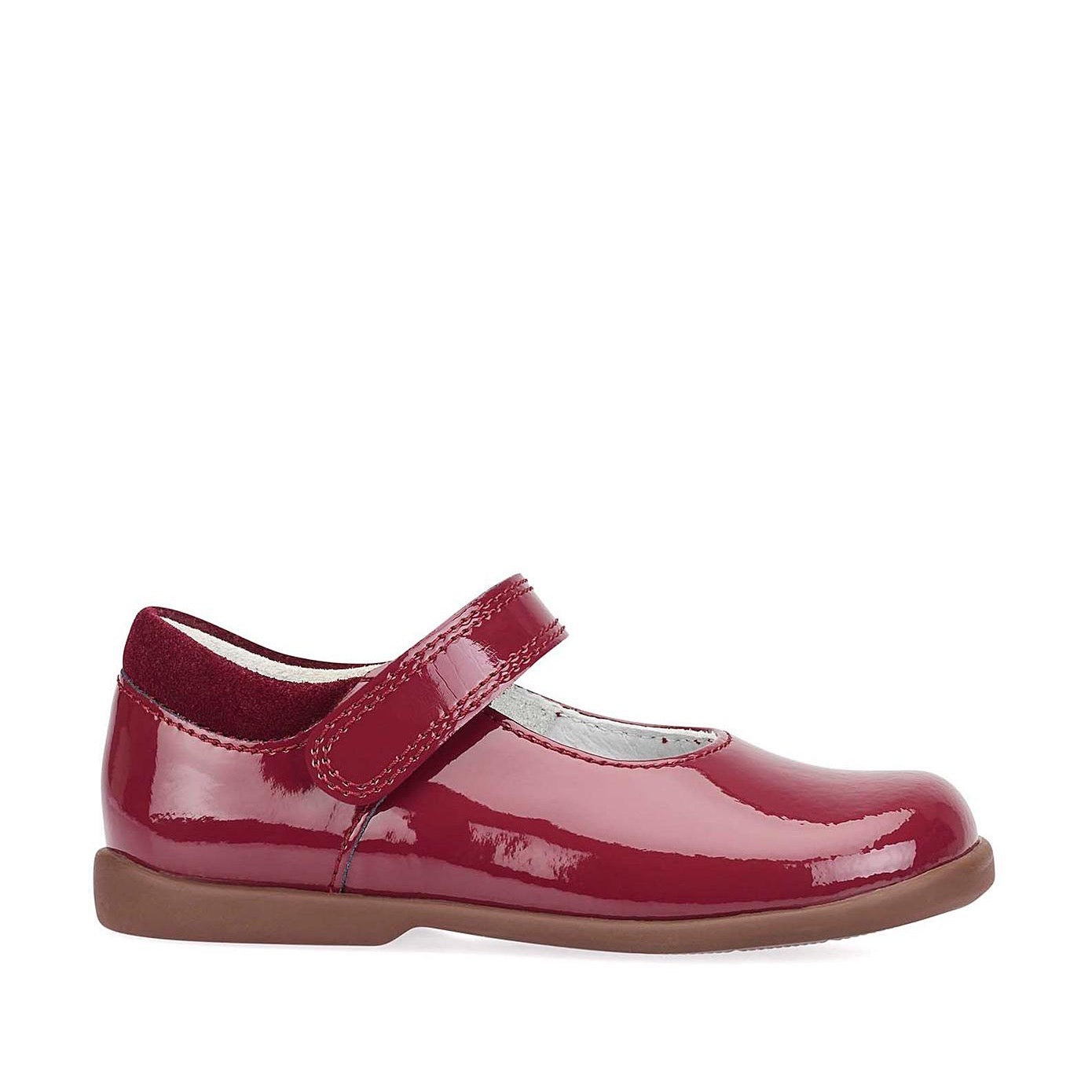 Startrite Slide Cherry Patent Shoe 1476
