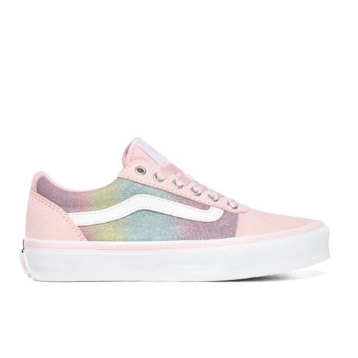Vans Girls Rainbow Glitter Ward Vn0a3tfw16n1