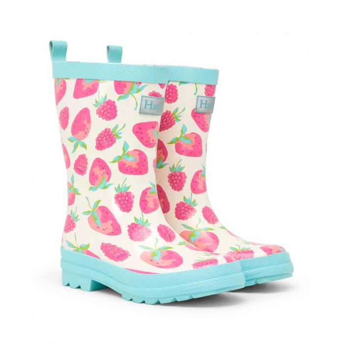 Hatley Girls Berries Wellingtons S21fsk1366