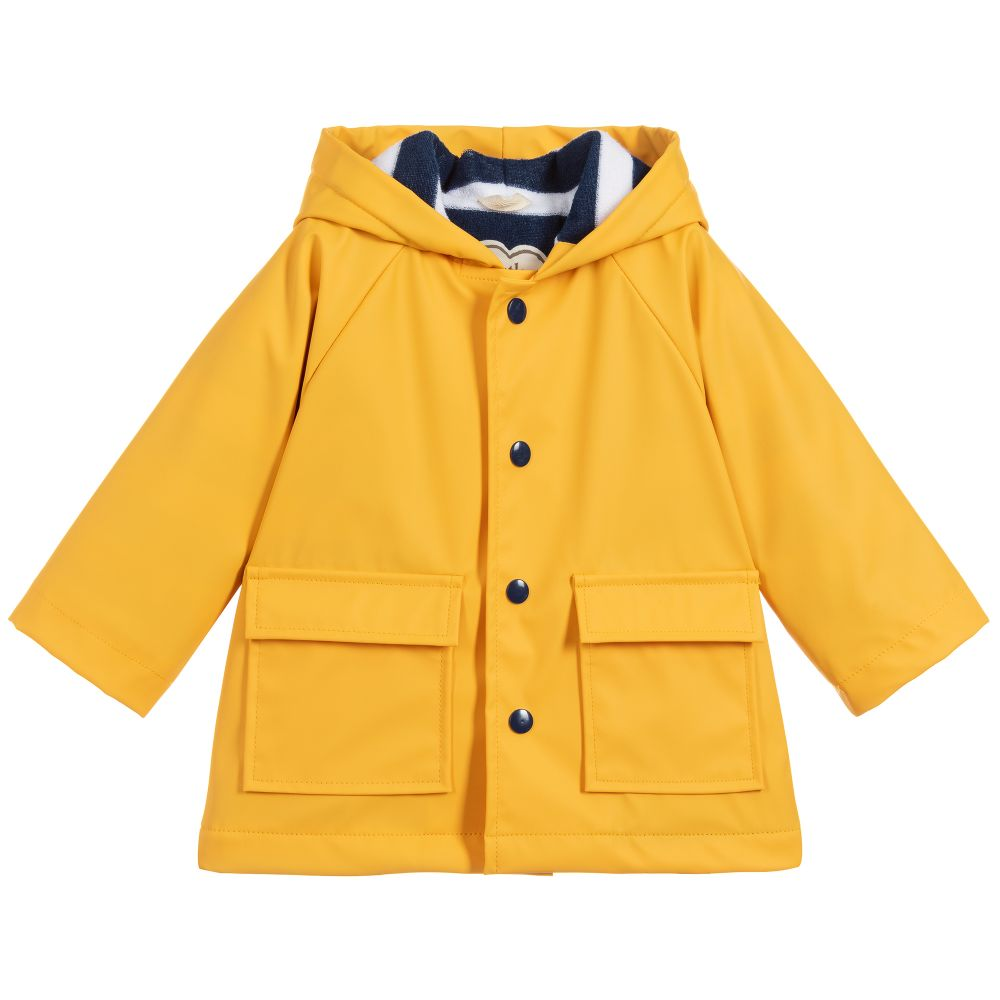 Hatley Infant Yellow Raincoat Yn1317