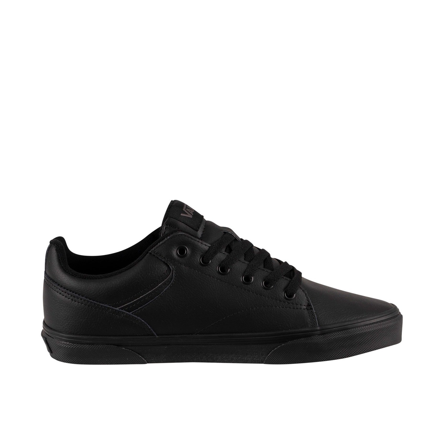 Vans Youth Seldan Tumble Black