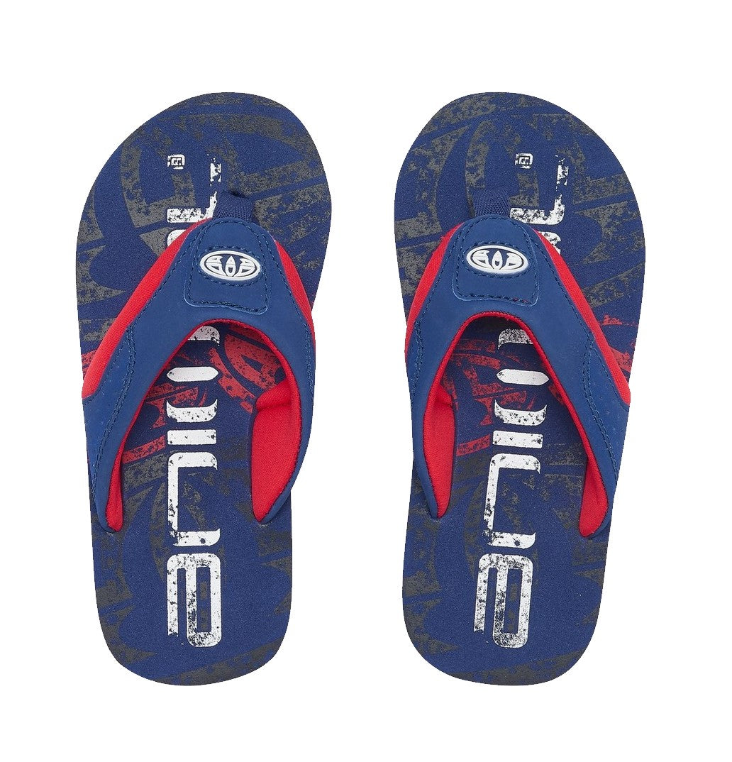 Animal Boys Jekyl Logo Flip Flops Fm9sq600