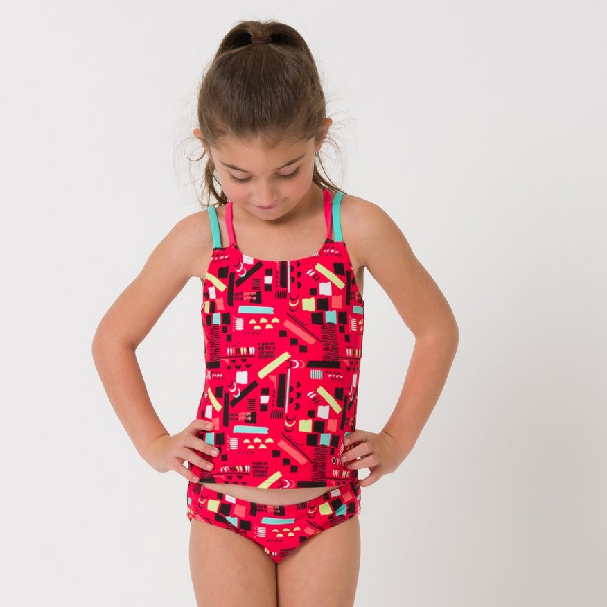 Animal Girls Mazie Tankini Cl9sq802