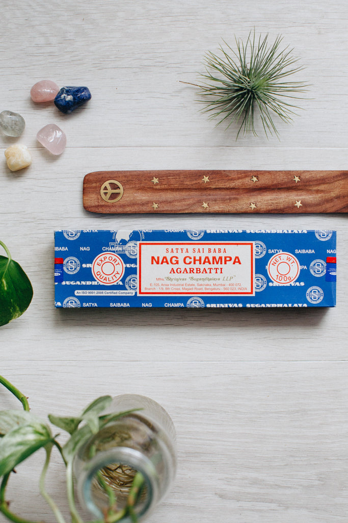 Satya Nag Champa Incense 40gm