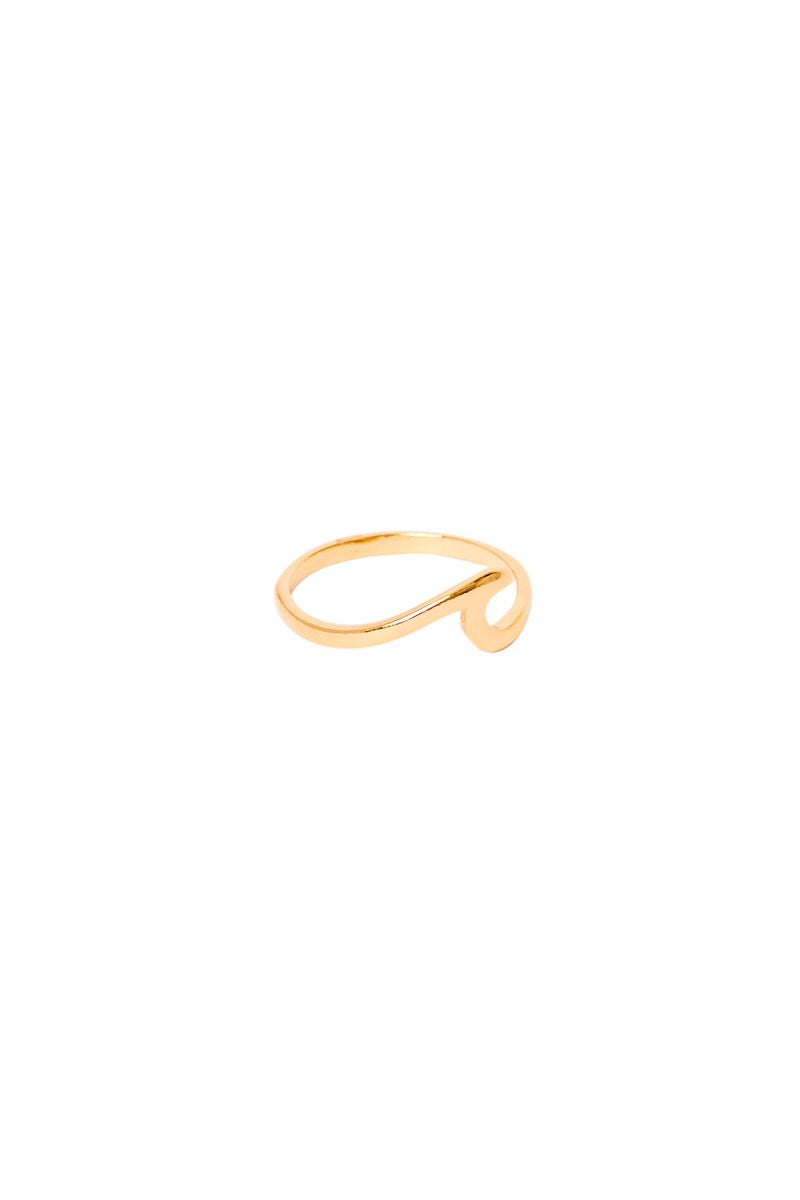 Gold Kai Wave Ring