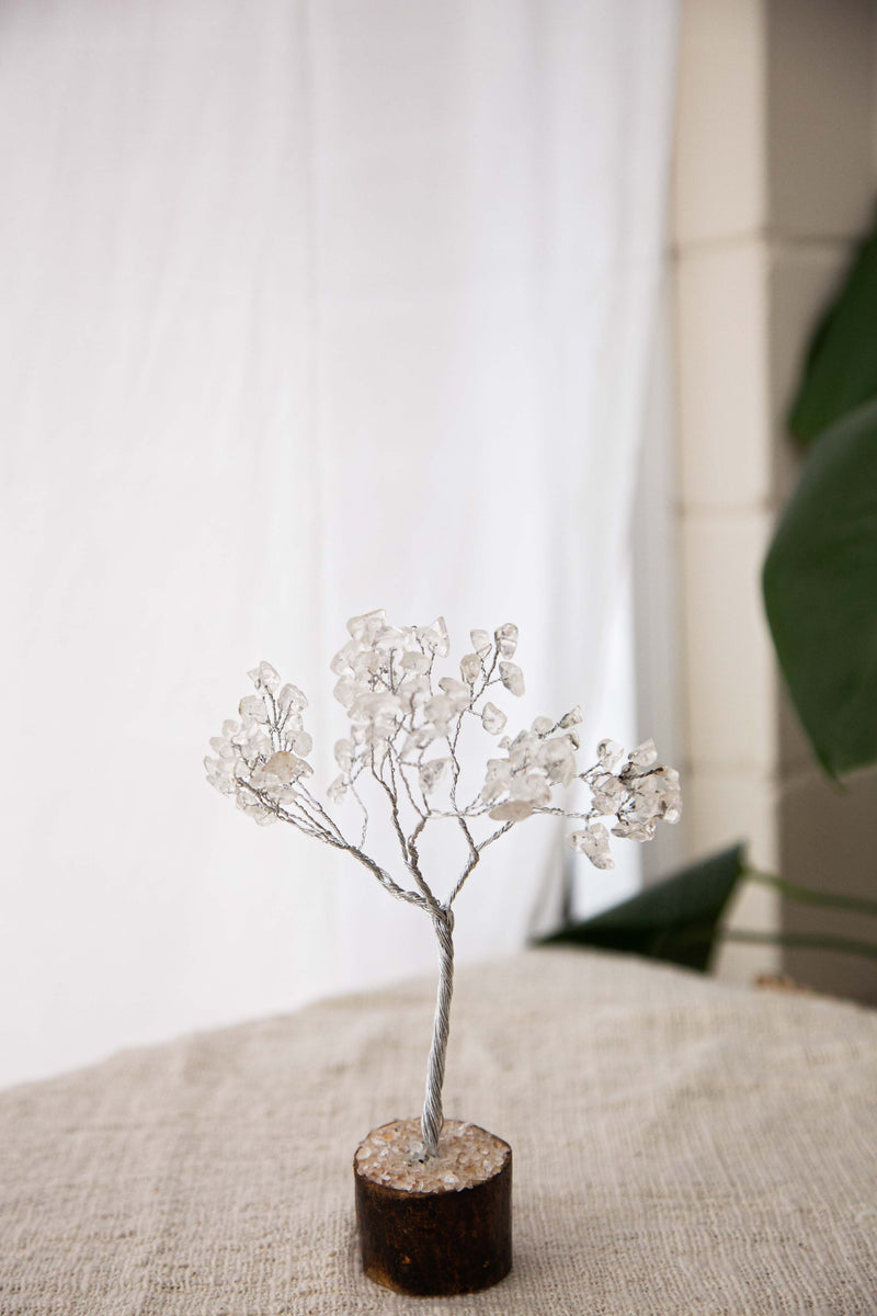 Mini Crystal Tree