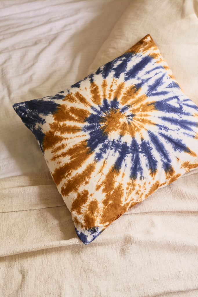 Jimi Tie Dye Cushion Cover