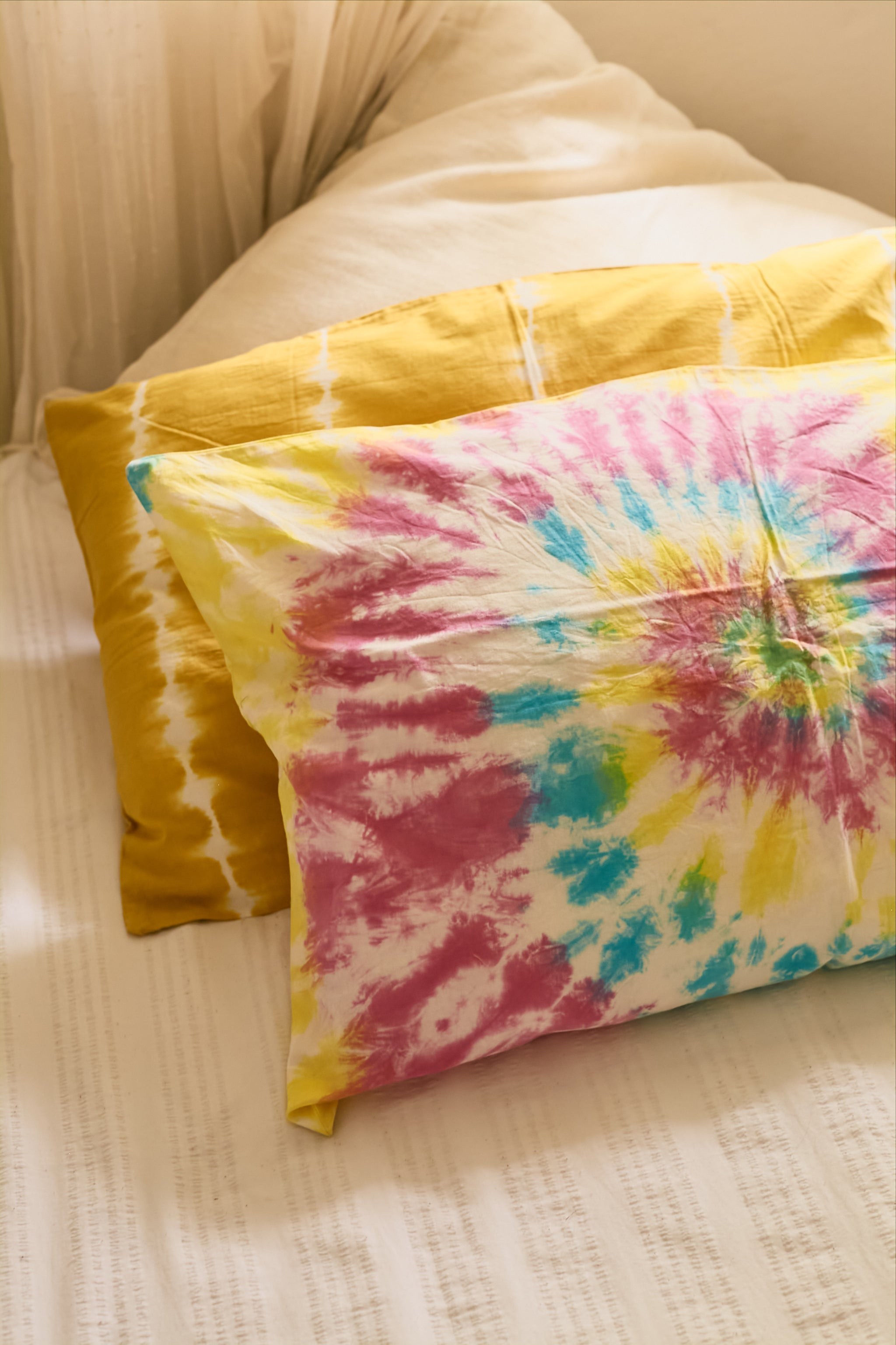 Cher Tie Dye Pillowcase