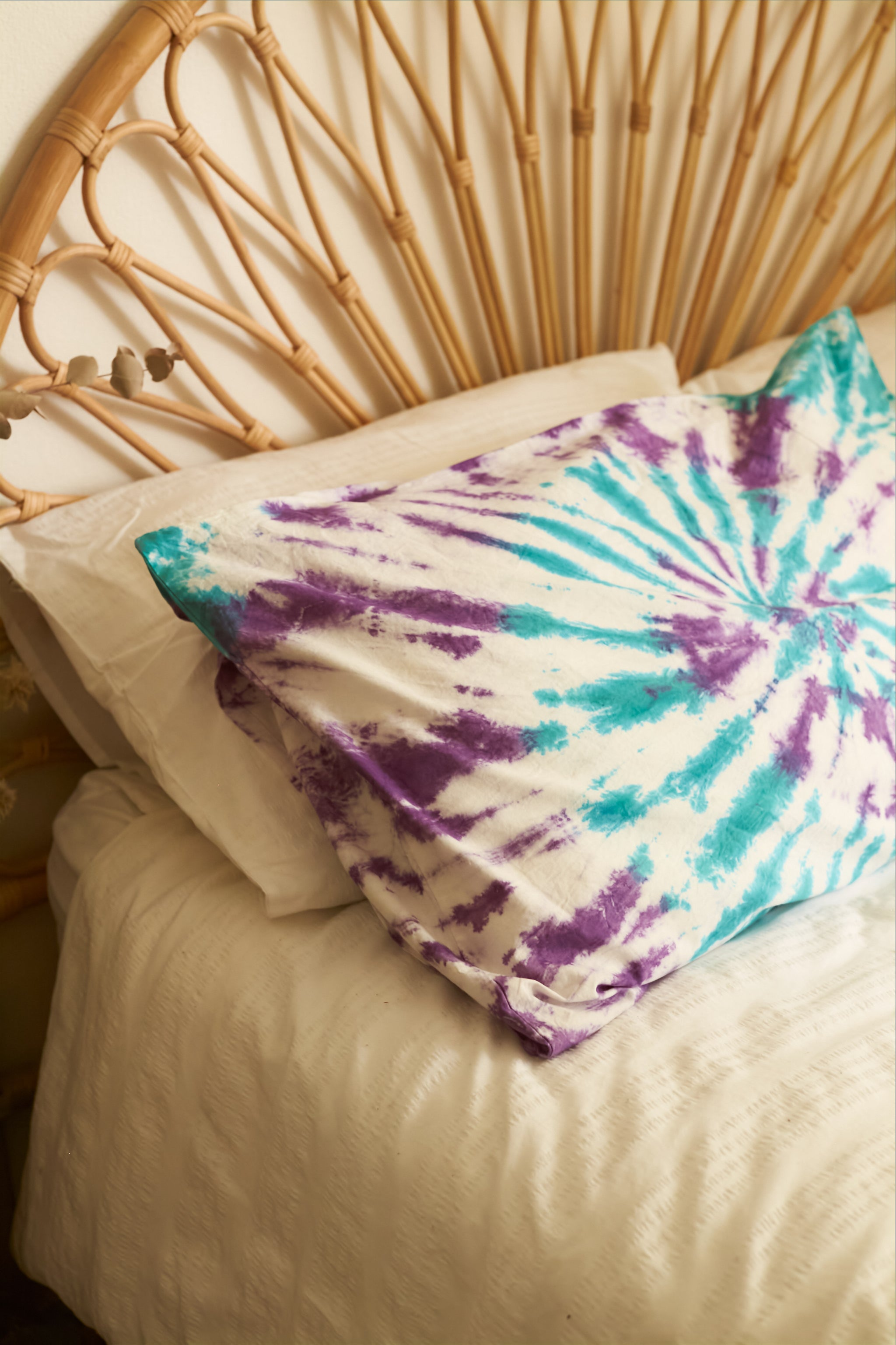 Prince Tie Dye Pillowcase