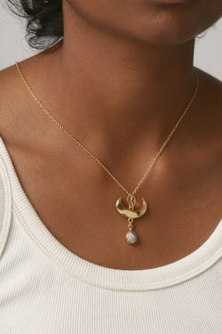 Gold Koray Pendant