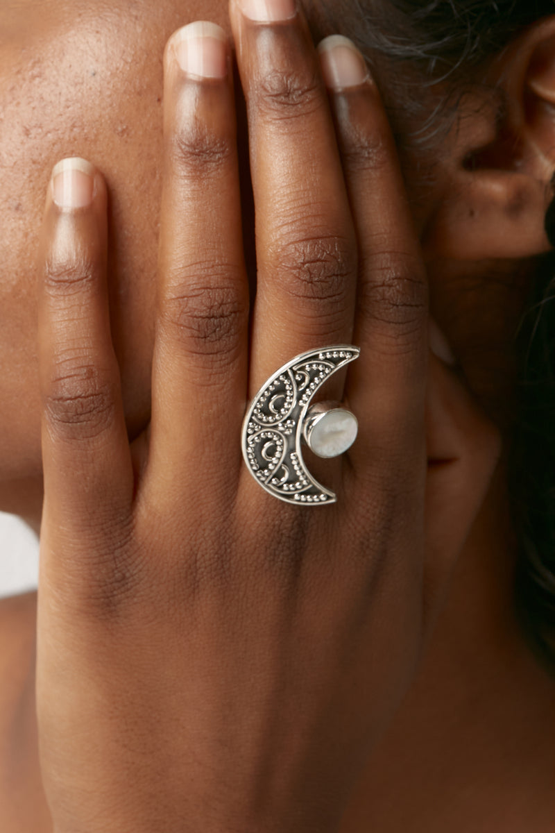 Cia Moon Ring