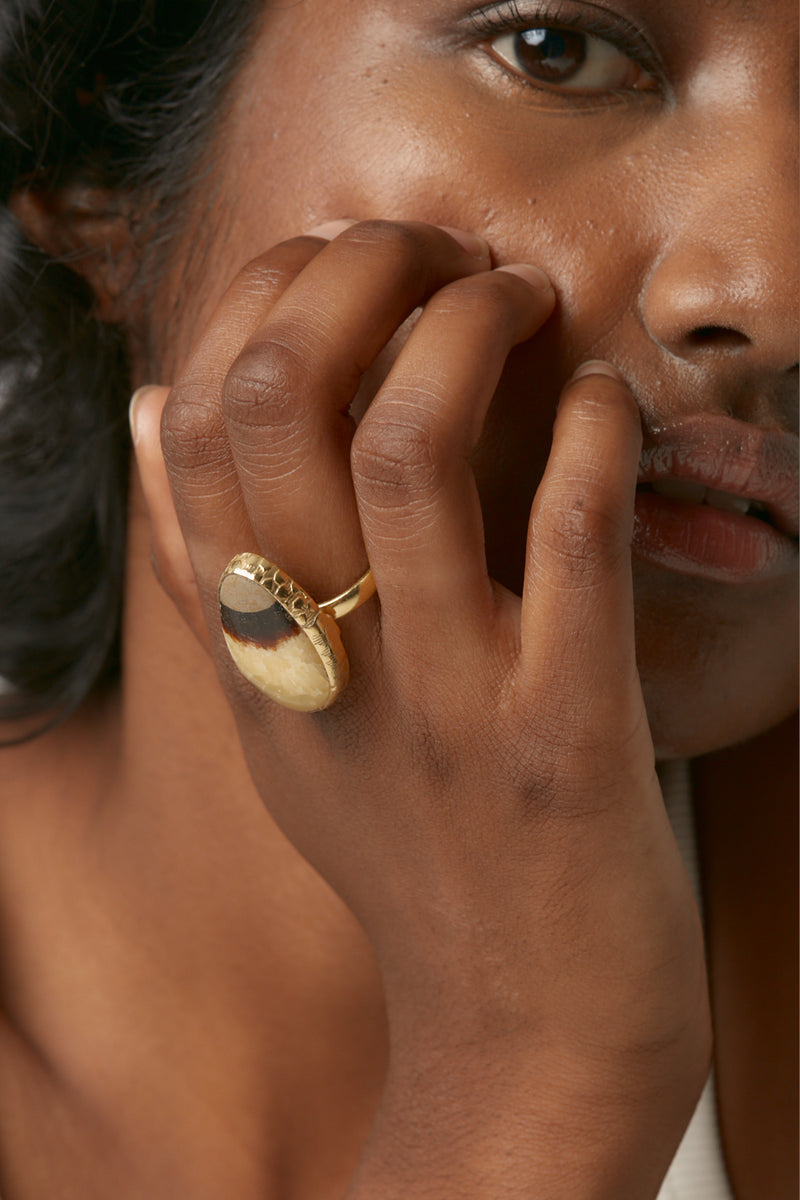 Gold Catia Ring
