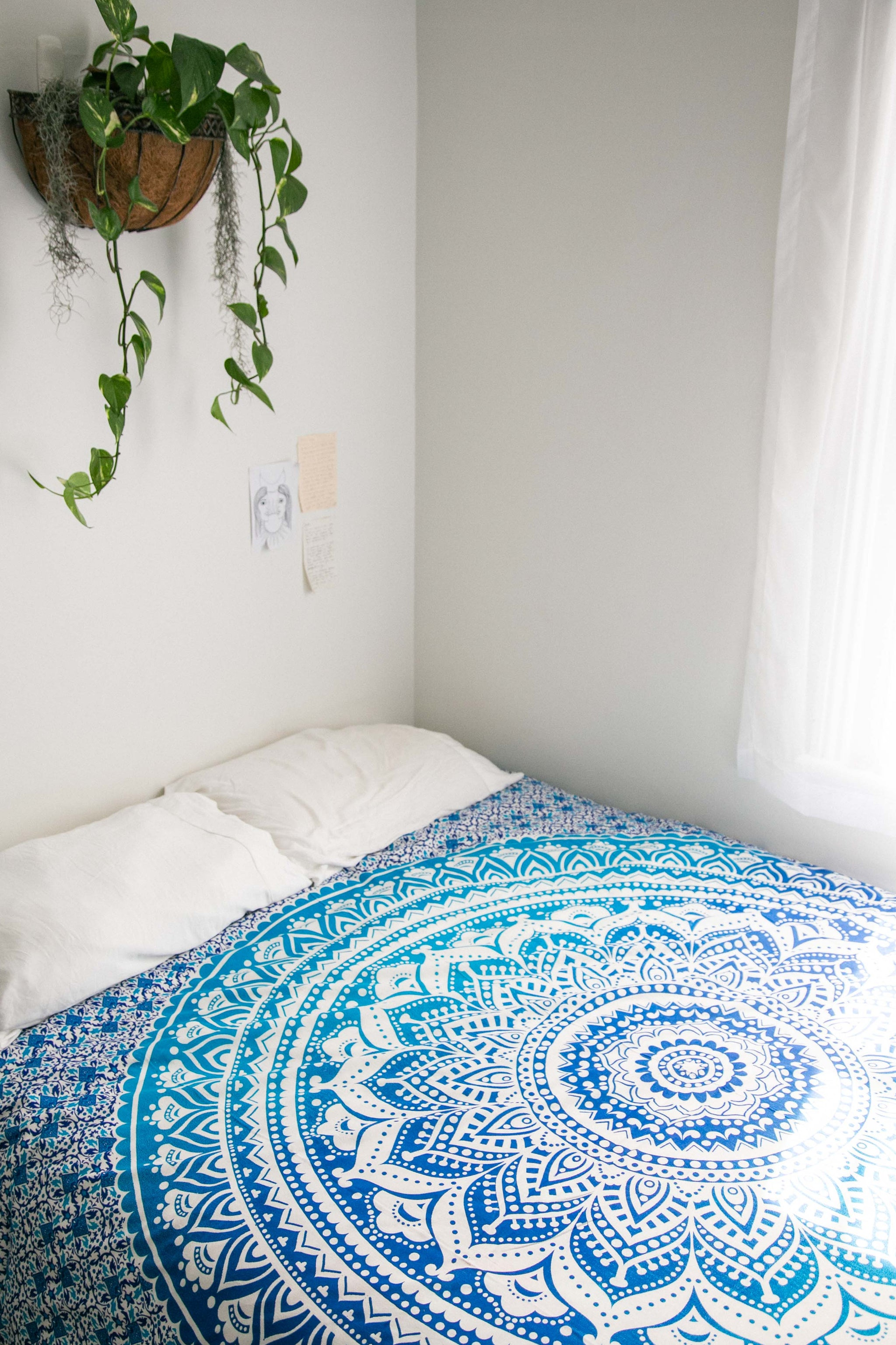 Zoi Mandala Throw