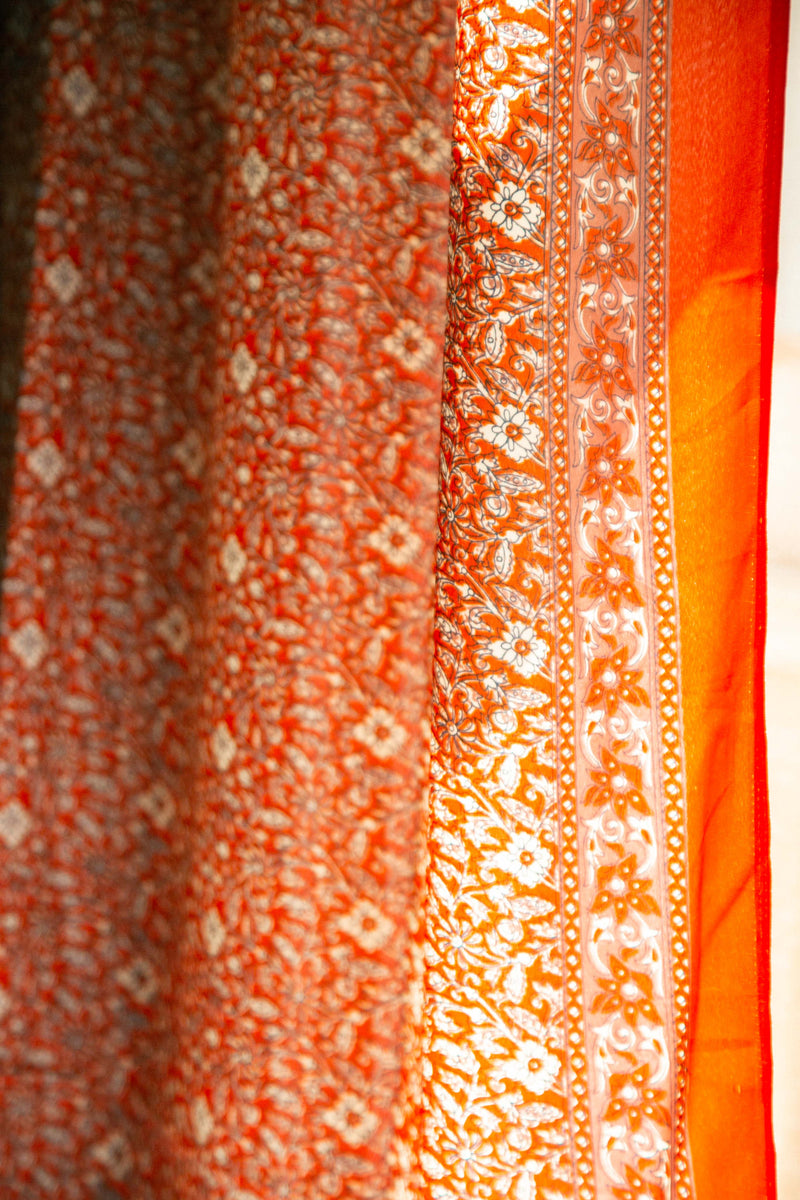Saree Curtains
