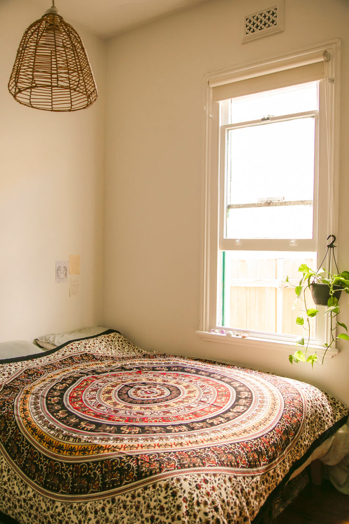 Kismet Mandala Throw