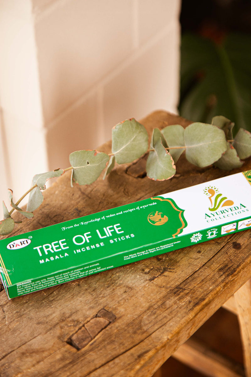 Ayurveda Incense Tree of Life
